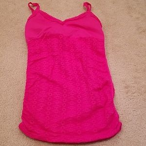 Guess Stretch Tank Top built in bra